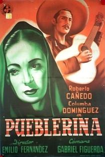Pueblerina - Poster / Capa / Cartaz - Oficial 1