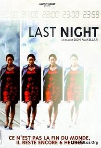 A Última Noite - Poster / Capa / Cartaz - Oficial 6