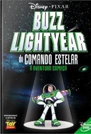 Buzz Lightyear do Comando Estelar: A Aventura Começa - Poster / Capa / Cartaz - Oficial 2