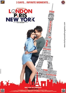 London Paris New York - Poster / Capa / Cartaz - Oficial 3