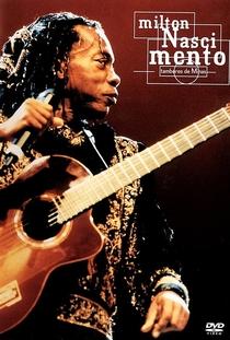 Milton Nascimento - Tambores de Minas - Poster / Capa / Cartaz - Oficial 1