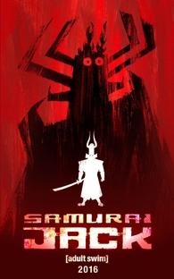 Samurai Jack (5ª Temporada) - Poster / Capa / Cartaz - Oficial 2