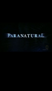 Paranormal - Poster / Capa / Cartaz - Oficial 1