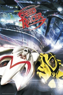 Speed Racer - Poster / Capa / Cartaz - Oficial 3