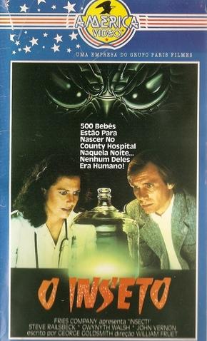 O Inseto - 25 de Setembro de 1987 | Filmow