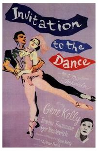 Convite para Dançar  - Poster / Capa / Cartaz - Oficial 1