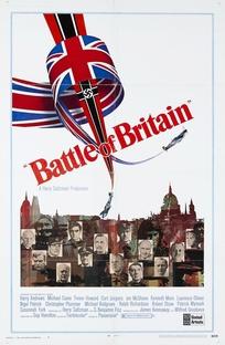 A Batalha da Grã-Bretanha - Poster / Capa / Cartaz - Oficial 1