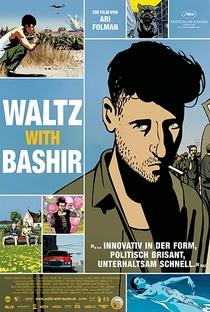 Valsa com Bashir - Poster / Capa / Cartaz - Oficial 4
