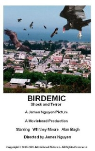 Birdemic: Shock and Terror - Poster / Capa / Cartaz - Oficial 3