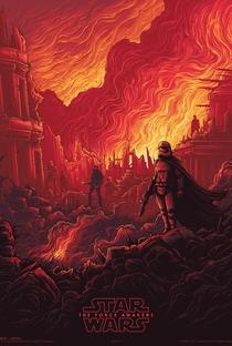 Star Wars, Episódio VII: O Despertar da Força - Poster / Capa / Cartaz - Oficial 21