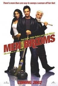 Homens com Vassouras - Poster / Capa / Cartaz - Oficial 2