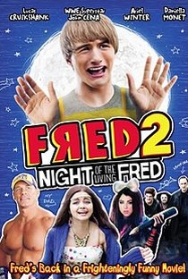 Fred 2: Night of the Living Fred - Poster / Capa / Cartaz - Oficial 1
