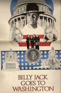 Billy Jack Vai a Washington - Poster / Capa / Cartaz - Oficial 1