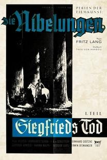 Os Nibelungos Parte 1 - A Morte de Siegfried - Poster / Capa / Cartaz - Oficial 4