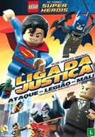 Lego Liga da Justiça - Ataque da Legião do Mal!