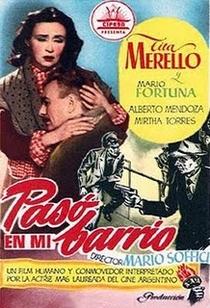 Pasó en mi barrio - Poster / Capa / Cartaz - Oficial 1