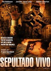 Sepultado Vivo - Poster / Capa / Cartaz - Oficial 2