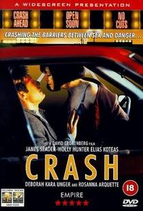 Crash - Estranhos Prazeres - Poster / Capa / Cartaz - Oficial 5