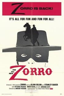Zorro - Poster / Capa / Cartaz - Oficial 6