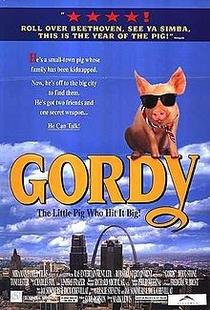 Gordy - O Porquinho Herói - Poster / Capa / Cartaz - Oficial 2