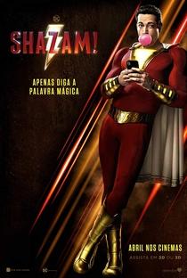 Shazam! - Poster / Capa / Cartaz - Oficial 5