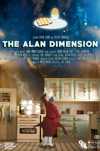 The Alan Dimension - Poster / Capa / Cartaz - Oficial 1