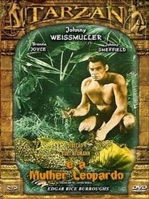 Tarzan e a Mulher Leopardo - Poster / Capa / Cartaz - Oficial 1