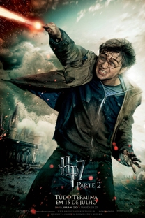 Harry Potter e as Relíquias da Morte - Parte 2 - Poster / Capa / Cartaz - Oficial 35