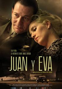 Juan e Evita: Uma História de Amor  - Poster / Capa / Cartaz - Oficial 3