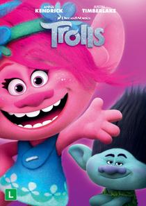 Trolls - Poster / Capa / Cartaz - Oficial 7