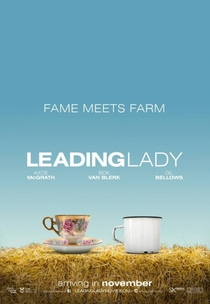 Leading Lady - Poster / Capa / Cartaz - Oficial 1