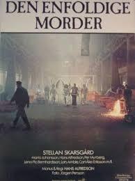 Den enfaldige mördaren - Poster / Capa / Cartaz - Oficial 1