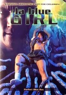 La Blue Girl: Revenge of the Shikima Realm - Poster / Capa / Cartaz - Oficial 1