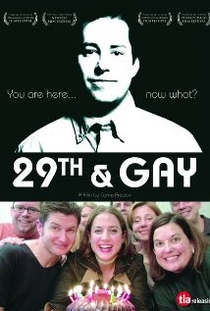 29th and gay - Poster / Capa / Cartaz - Oficial 1
