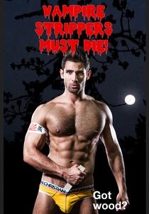 Vampire Strippers Must Die - Poster / Capa / Cartaz - Oficial 2
