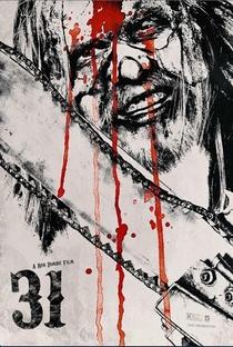 31 – A Morte É A Única Saída - Poster / Capa / Cartaz - Oficial 6