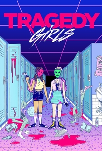 As Garotas da Tragédia - Poster / Capa / Cartaz - Oficial 5