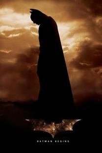 Batman Begins - Poster / Capa / Cartaz - Oficial 3
