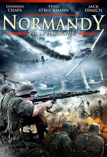 Red Rose of Normandy - Poster / Capa / Cartaz - Oficial 2