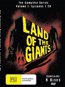 Terra de Gigantes (1ª Temporada) - Poster / Capa / Cartaz - Oficial 5