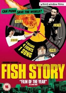 Fish Story - Poster / Capa / Cartaz - Oficial 1