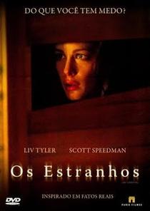 Os Estranhos - Poster / Capa / Cartaz - Oficial 4