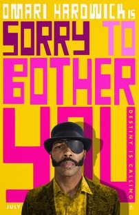 Sorry to Bother You - Poster / Capa / Cartaz - Oficial 9