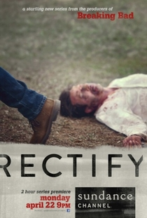 Rectify (1ª Temporada) - Poster / Capa / Cartaz - Oficial 3