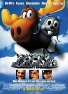 As Aventuras de Alceu e Dentinho (The Adventures of Rocky and Bullwinkle)