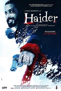 Haider - Poster / Capa / Cartaz - Oficial 2