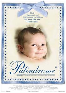 Palíndromos - Poster / Capa / Cartaz - Oficial 5