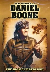 Daniel Boone - 1ª Temporada - Poster / Capa / Cartaz - Oficial 1