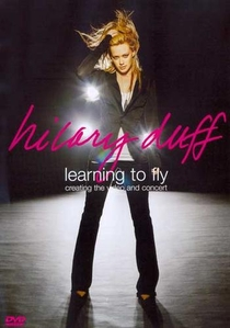 Hilary Duff - Learning to Fly - Poster / Capa / Cartaz - Oficial 1
