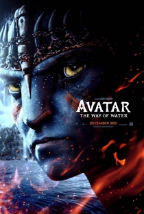 Avatar: The Way of Water - Poster / Capa / Cartaz - Oficial 1